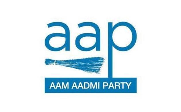 AAP leader Joginder Chinna joins BJP (Source: AAP's Twitter)