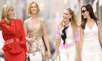 Sex And The City 3: Sarah Jessica Parker confirms it is not happening, Kristin Davis is frustrated