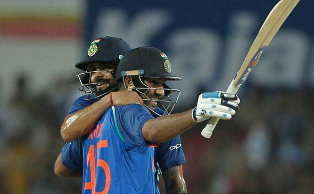India leapfrogged South Africa to reclaim Number 1 ranking in ODI (Source: ICC's Twitter)