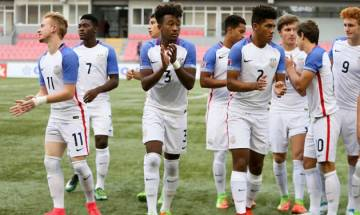 U-17 World Cup: USA team arrives in Delhi, to play first match against India on October 6