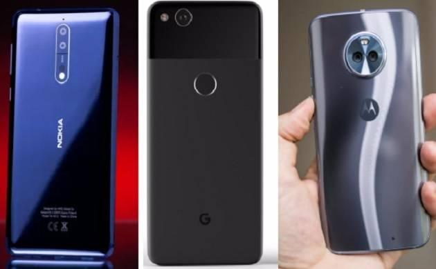 Top five smartphones expected to launch ahead of Diwali in October 2017