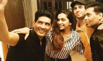 Deepika Padukone trolled over selfie clicked at Manish Malhotra party