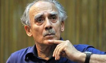 After Sinha, Arun Shourie attacks Modi govt for economic slowdown, says two and half persons running govt