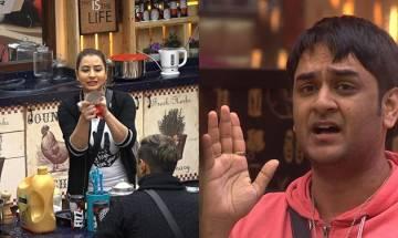 Bigg Boss 11, Episode 4, Day 3: Vikas-Shilpa's tiff takes a nasty turn