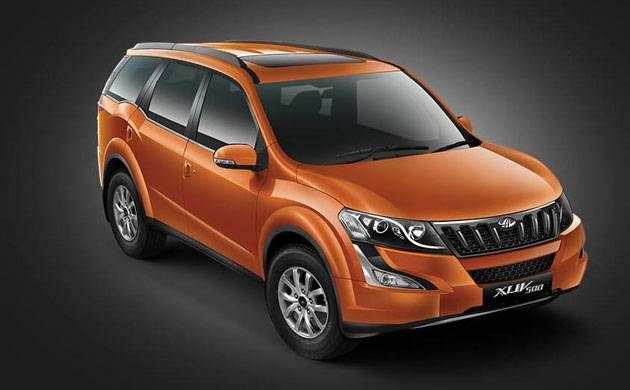Mahindra XUV500 W9 variant launched: Know price and features (file photo)