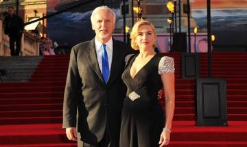 Titanic's 20th anniversary: Kate Winslet and James Cameron come together for Avatar sequels