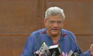Sitaram Yechury says entire cycle of violence generated in Kerala by RSS
