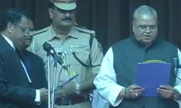 Satyapal Malik takes oath as 38th Governor of Bihar; succeeds Ram Nath Kovind