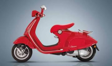 Piaggio rolls out Vespa RED special edition scooter in India in line with commitment to fight AIDS