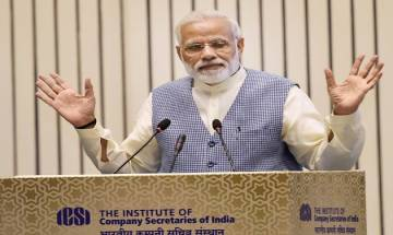 Prime Minister Narendra Modi says government is focused on inclusive growth