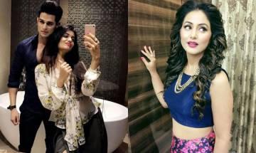 Bigg Boss 11: Priyank Sharma's girlfriends speaks up on his growing proximity with Hina Khan