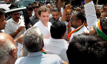 Rahul Gandhi hits out at Modi, says PM must admit his govt has failed to deliver