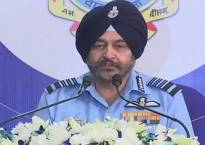 Dhanoa says Indian Air Force can destroy Pak's nuclear weapons, fight on 2 war fronts