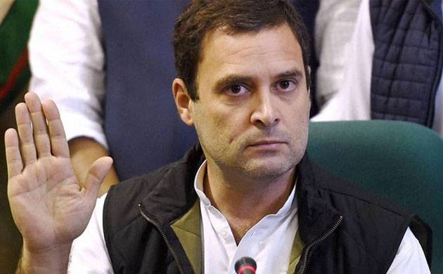Rahul says Congress can address farmers' problems in six months (Image: PTI)