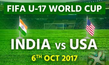 FIFA U-17 World Cup: USA drub India 3-0 to spoil hosts World Cup debut