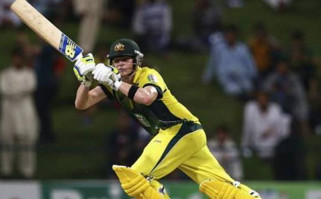 Injured Australian skipper Steve Smith out of T20 series against India (File Photo)