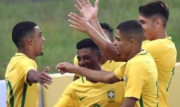 U-17 World Cup: Brazil beat Spain 2-1 in marquee group match
