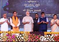 PM Modi in Gujarat: Diwali has come early due to decisions of GST Council