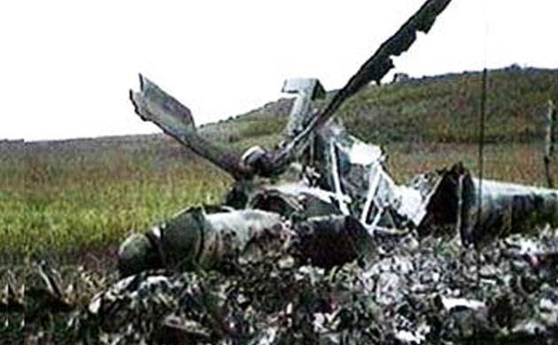 Mexico: 7 dead, 1 injured in military helicopter crash
