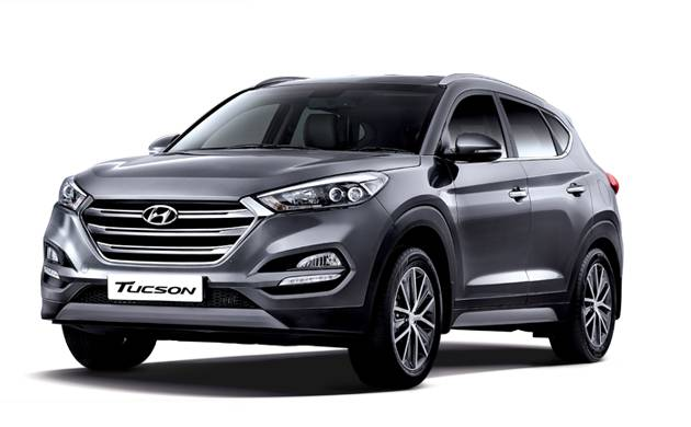 Hyundai Tucson with 4WD system rolled out in India (Sources: www.hyundai.com/in)