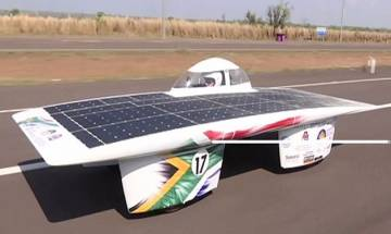 Epic 3000 km solar car race begins in Australia