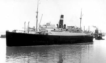Shipwreck of SS Athenia, first UK ship to be sunk by Germany in World War II finally found