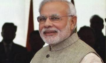 Gujarat visit: PM Modi meets 'old friend' at Dwarkadhish Temple