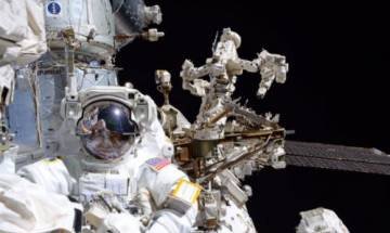 Canadarm2: Spacewalking astronauts gives International Space Station's Canadian robotic arm a new hand