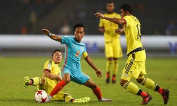 FIFA U-17 World Cup: Colombia beat India 2-1