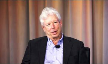 American Professor Richard Thaler gets Nobel for 'understanding psychology of economics'