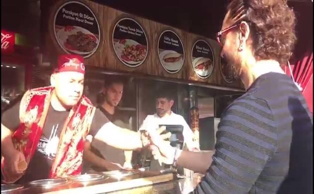 Turkish ice-cream vendor teases Aamir Khan in viral video