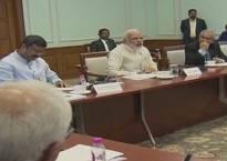 PM Modi meets oil chiefs, talks investment