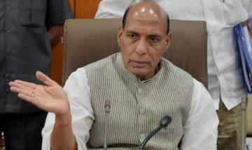 Rajnath Singh terms people not appreciating economy 'anti-India'