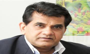 Heads of top oil companies call for bringing oil under GST: Niti Aayog CEO Amitabh Kant