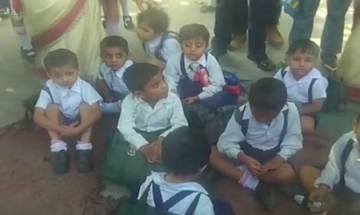 Uttar Pradesh: 300 students fall ill after gas leak in sugar mill in Shamli