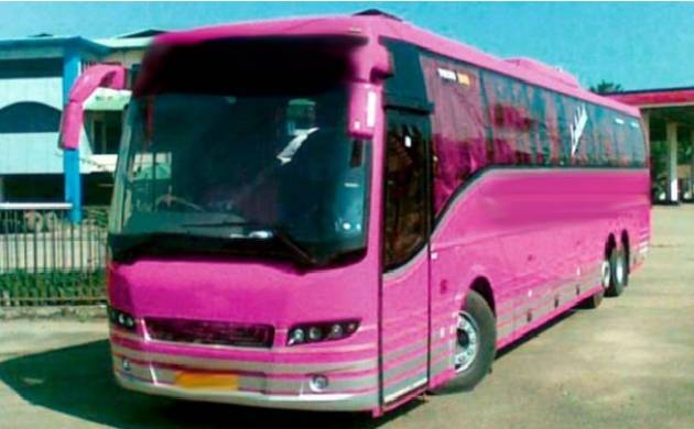 Uttar Pradesh govt to start 'Pink Bus' service for women. (Representative Image)