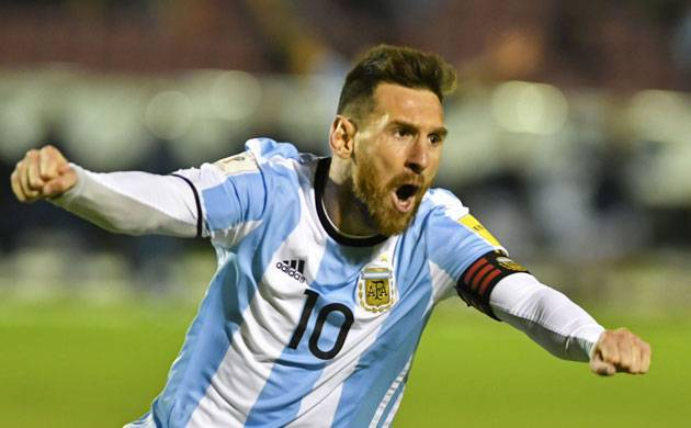 Lionel Messi's magical hattrick helps Argentina secure World Cup berth