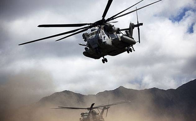 US military chopper bursts into flames in Japan: Minister (representational pic)