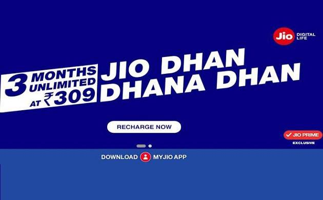 Reliance Jio Diwali Bonanza: 399 pack now with 100 percent cash back; know how to avail Jio Dhan Dhana Dhan offer