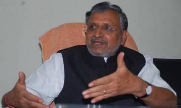 Petroleum products should come under GST, says Sushil Modi