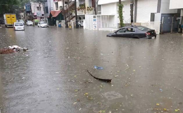 Bengaluru rains kill two, 3 washed away in stormwater drains