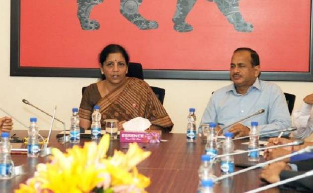 'Vikas Gando Thayo Chhe': Nirmala Sitharaman asks Congress to take development seriously