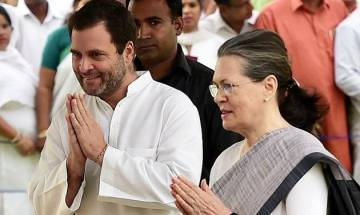 Sonia Gandhi says Rahul will soon be elevated to position of Congress president