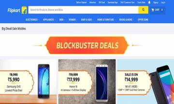 Flipkart's Diwali 2017 Big bonanza for customers: Best time to grab deals on Redmi Note 4, iPhone 8, Samsung Galaxy