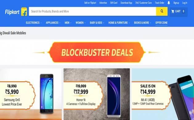 Flipkart's Diwali 2017 Big Bonanza for customers: Best time to grab deals on Redmi Note 4, iPhone, Samsung Galaxy