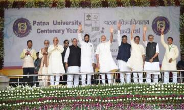 PM Modi in Patna University: 'Bihar is blessed with both 'Gyaan' and 'Ganga'; Ten important points from his speech