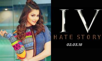 Urvashi Rautela's Hate Story 4 to hit theatres in March 2018