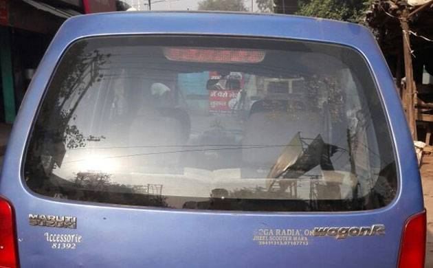Arvind Kejriwal's stolen Wagon R recovered from Ghaziabad