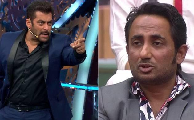 Bigg Boss 11: Salman Khan finally REACTS to Zubair Khan's controversy