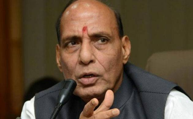 China understands that India is no more weak: Rajnath Singh (File Photo)